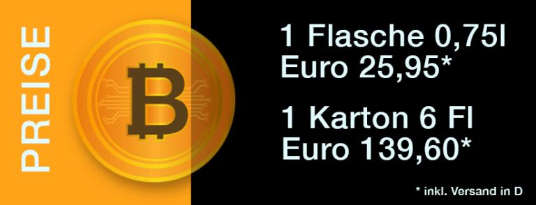 BitCoin-Preise