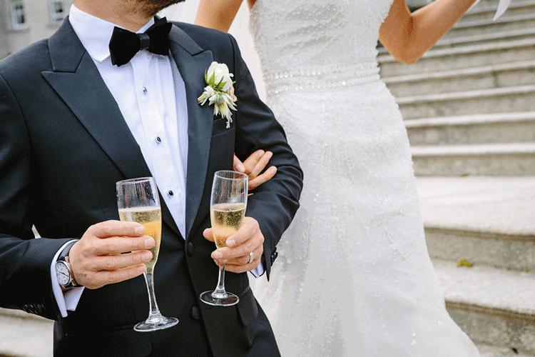 Hochzeit Und Polterabend Feiern An Der Mosel